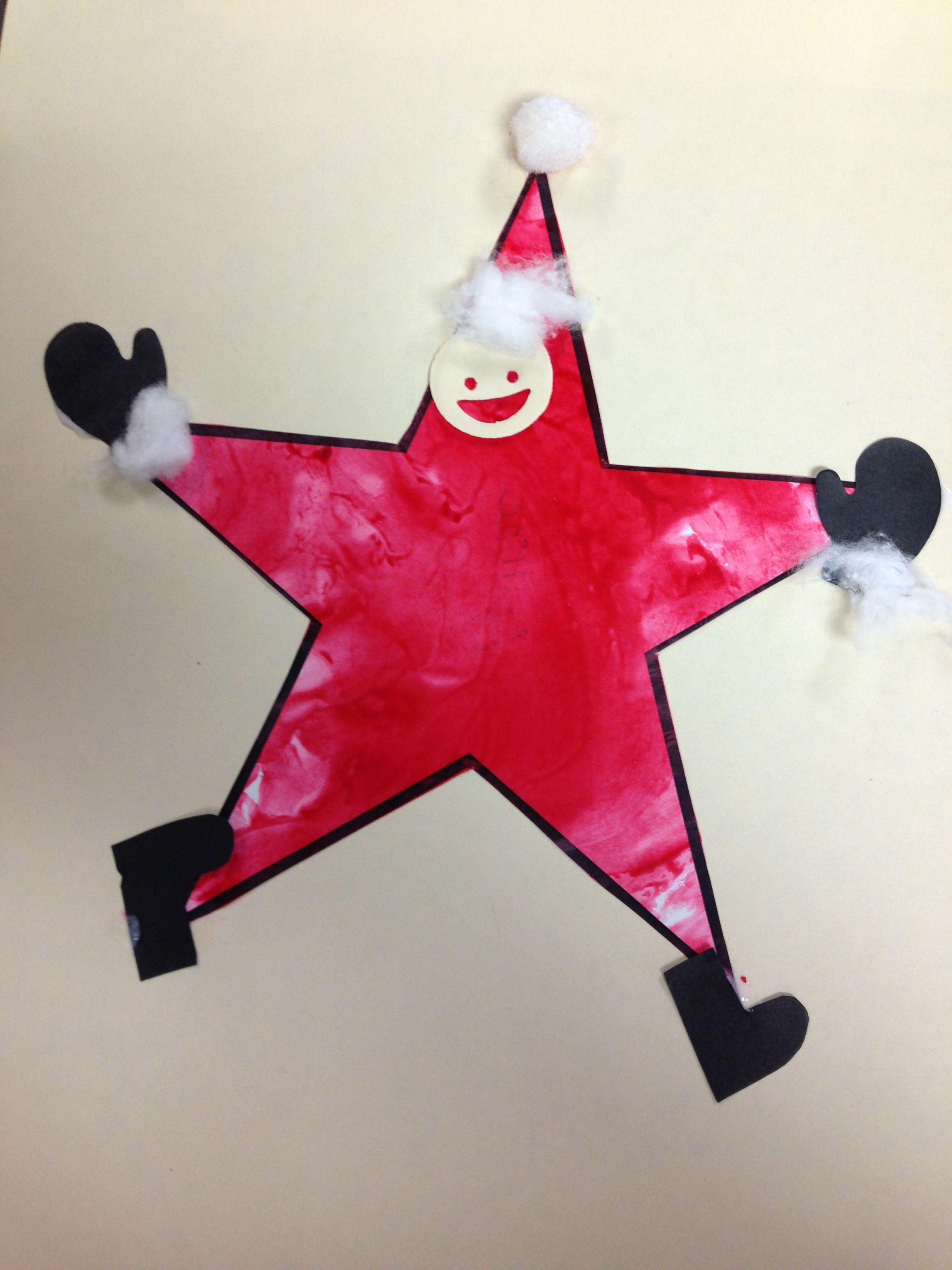 Star Santa With Images
