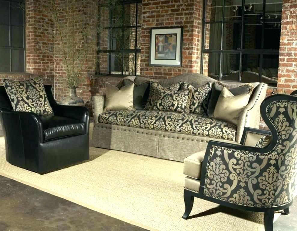 Leather Or Fabric Sofas Good Combination And Sofa Cover Large Size