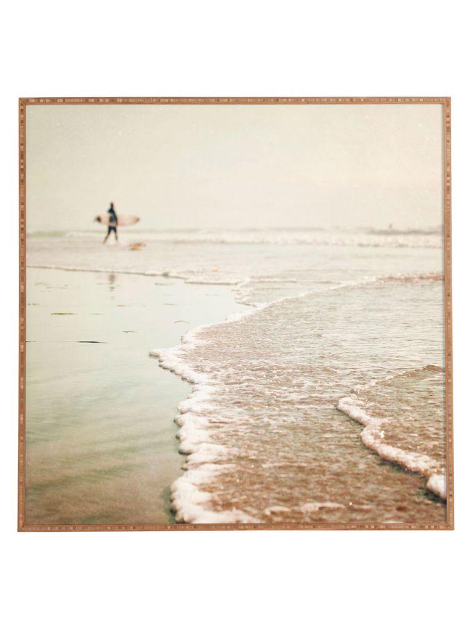 soul surfer wall art bree madden framed from the surf shop on gilt