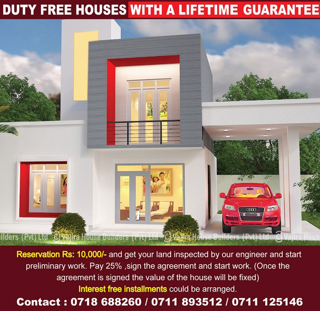Simple House Plans In Sri Lanka