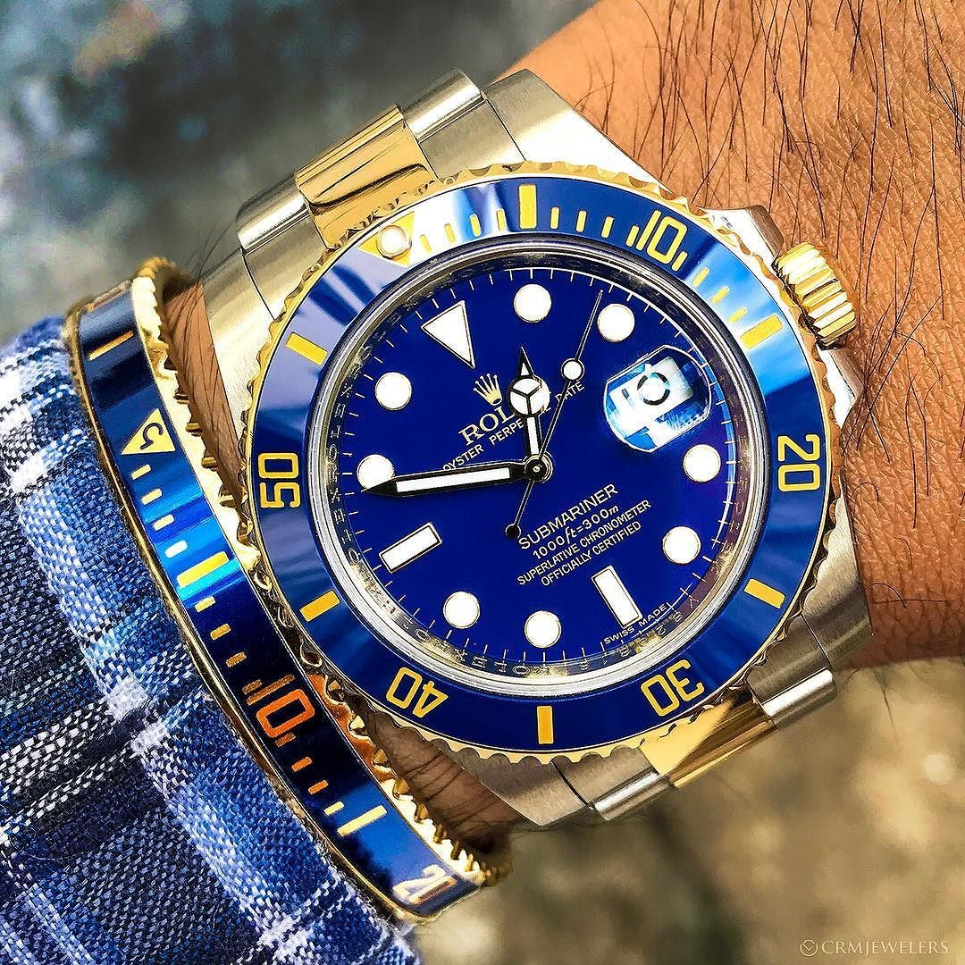 più recente 9aad5 db61e Is this Rolex on your Valentines Day Wish List Rolex Submariner ...