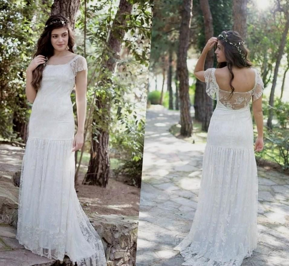 Plus size hippie wedding dresses | Bohemian Wedding | Wedding ...