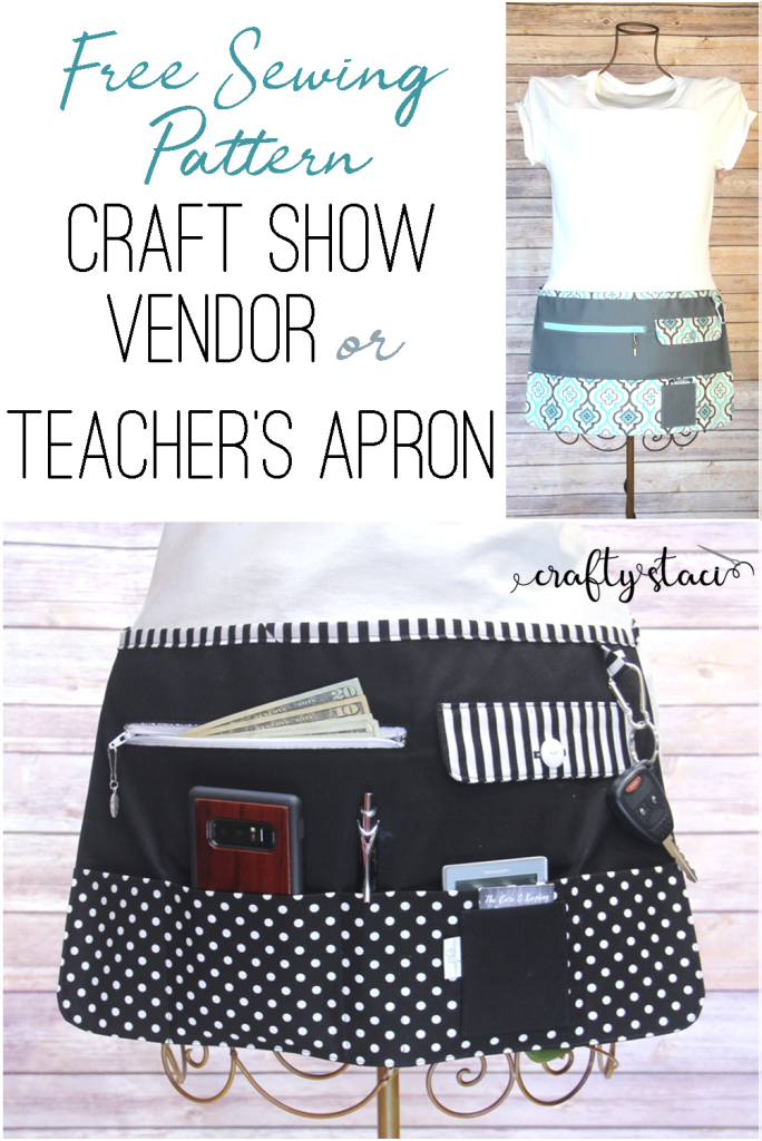 Craft Show Vendor Apron Sewing Pinterest Sewing Crafts And
