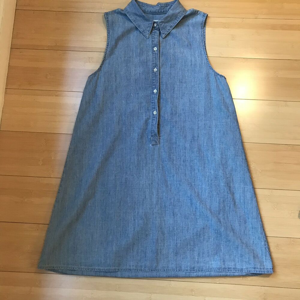 961b3669dce #DenimDress Rag And Bone Denim Shirt Dress XS - Denim Dress $29.99 (0 Bids