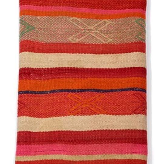 Patterned Peruvian Textile by Lizzie Fortunato | Spring - Free Shipping. On Everything