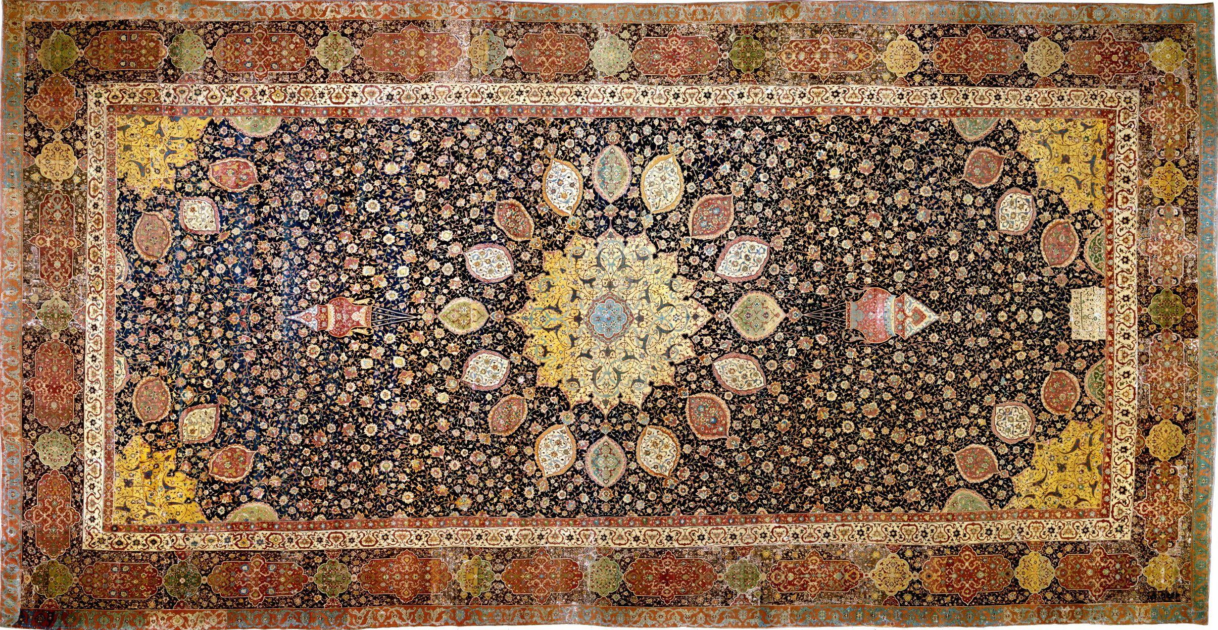 Ardabil Carpet Rotate Tabriz Rug Wikipedia Tabriz Rug Ap Art History 250 Carpet