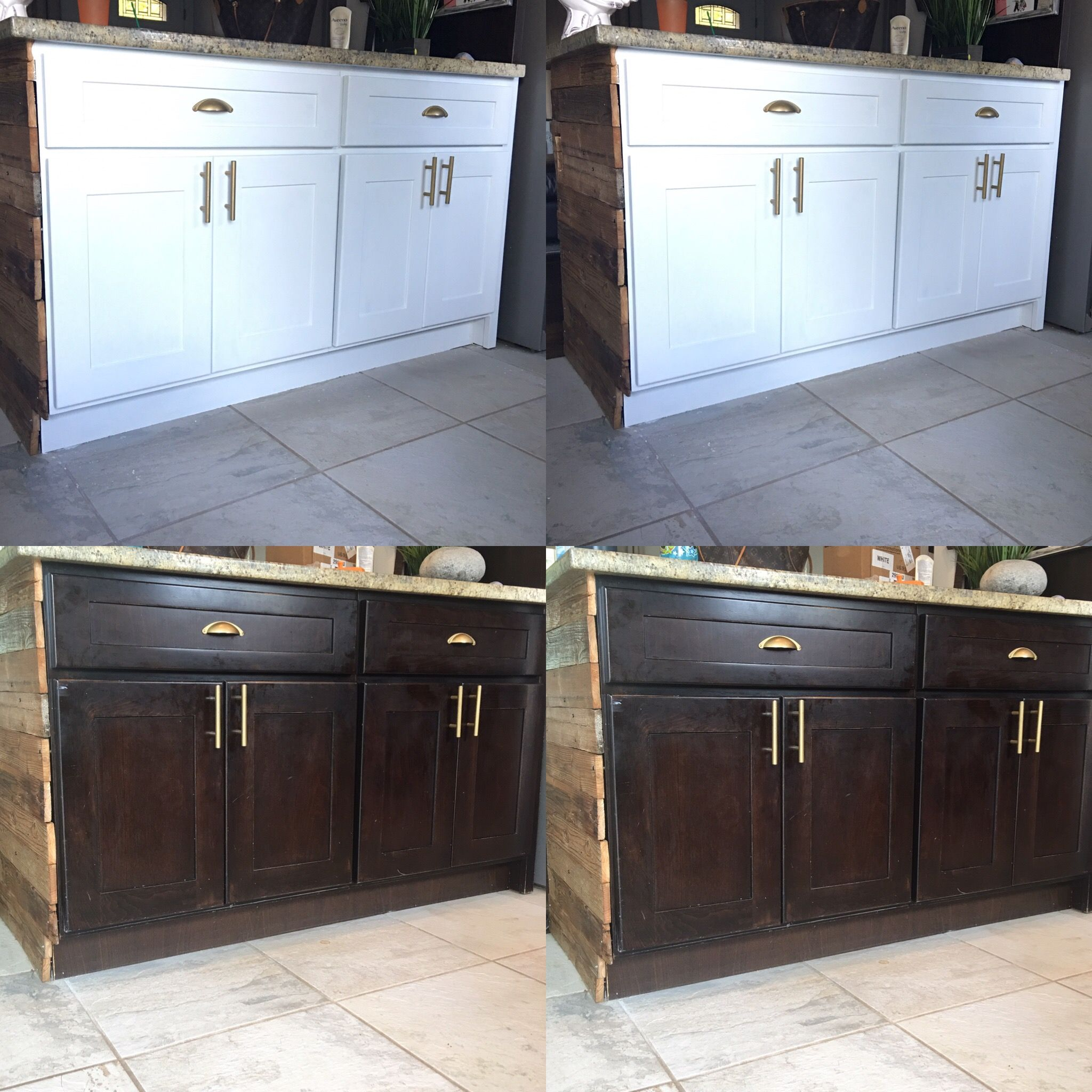 Kitchen Transformations: DYI Kitchen Cabinet Makeover With Rust-Oleum Cabinet