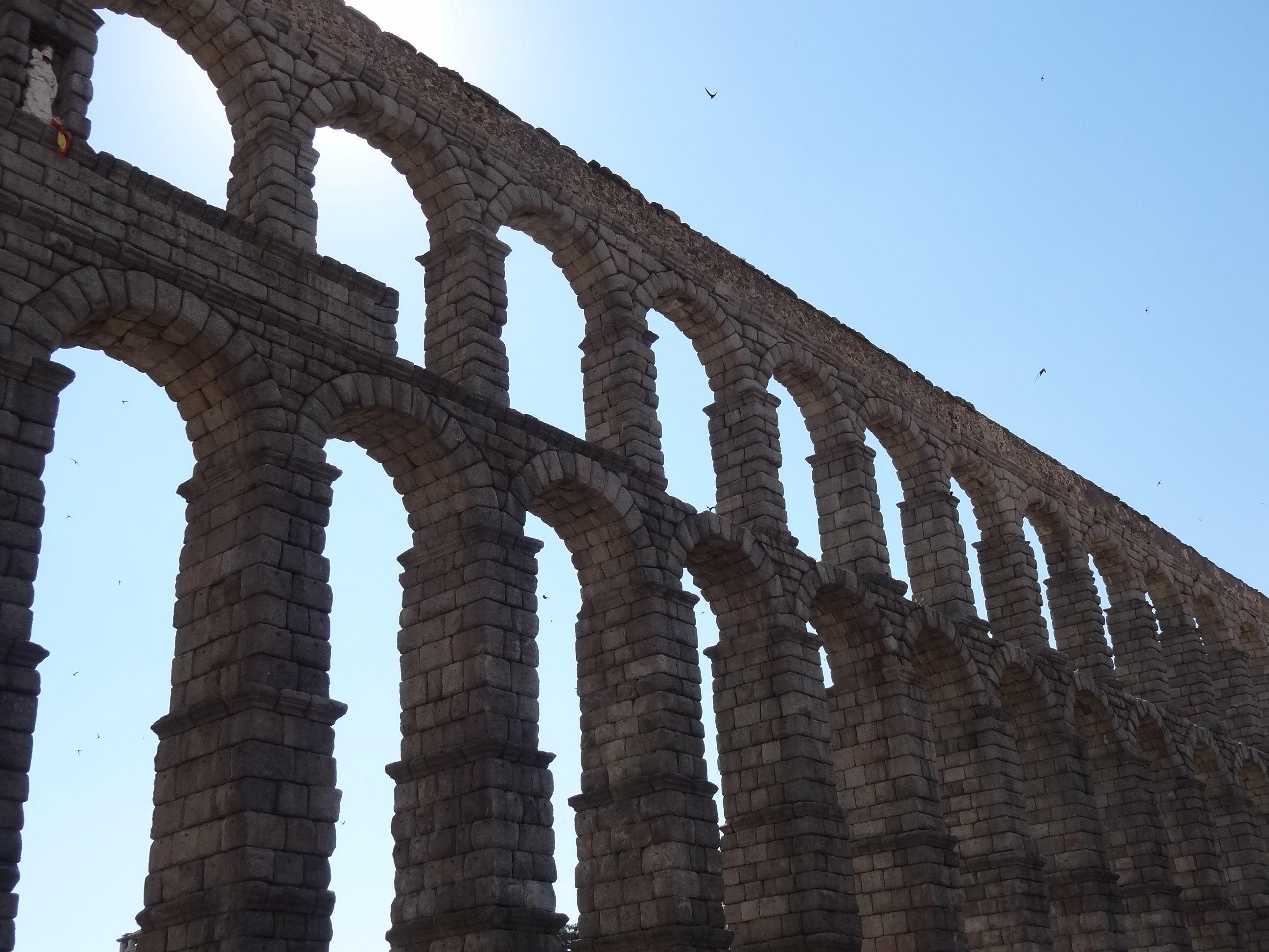 * Acueducto Romano, Segovia