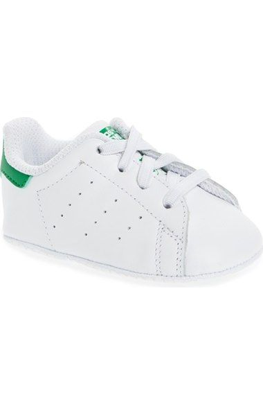 26ef70b850f adidas  Stan Smith  Crib Sneaker (Baby) available at  Nordstrom ...