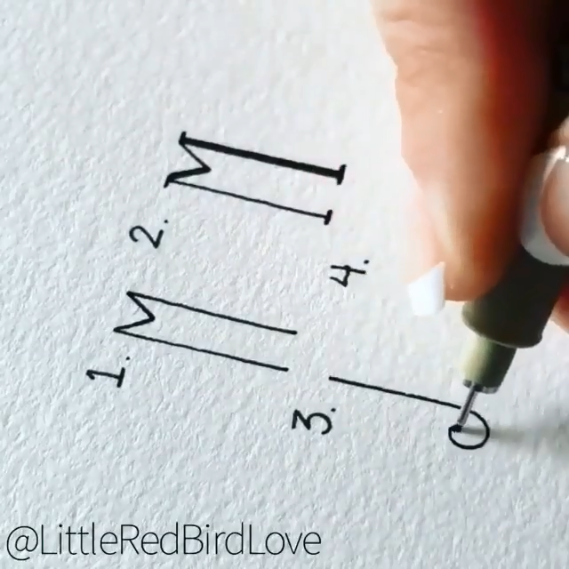 """Photo of Beginners Calligraphy Tutorial👉www.paperhouse.me💝Save $3 with code """"PIN3""""💝Paperhouse Stationery"""