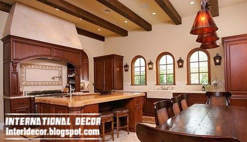 Rustic Coffered Ceilings | Kitchens Luxury Kitchen Ceiling Design Wood  False Ceiling For Kitchens Part 63