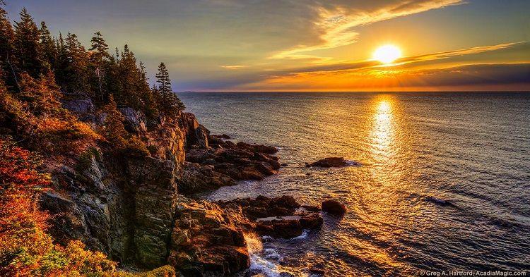 Acadia Magic - Ocean view