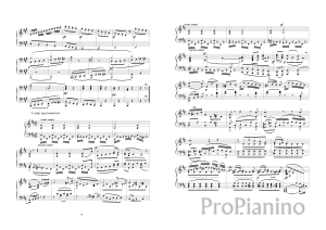 Ноты Сонаты №2 опус 2 Л. Бетховена_05