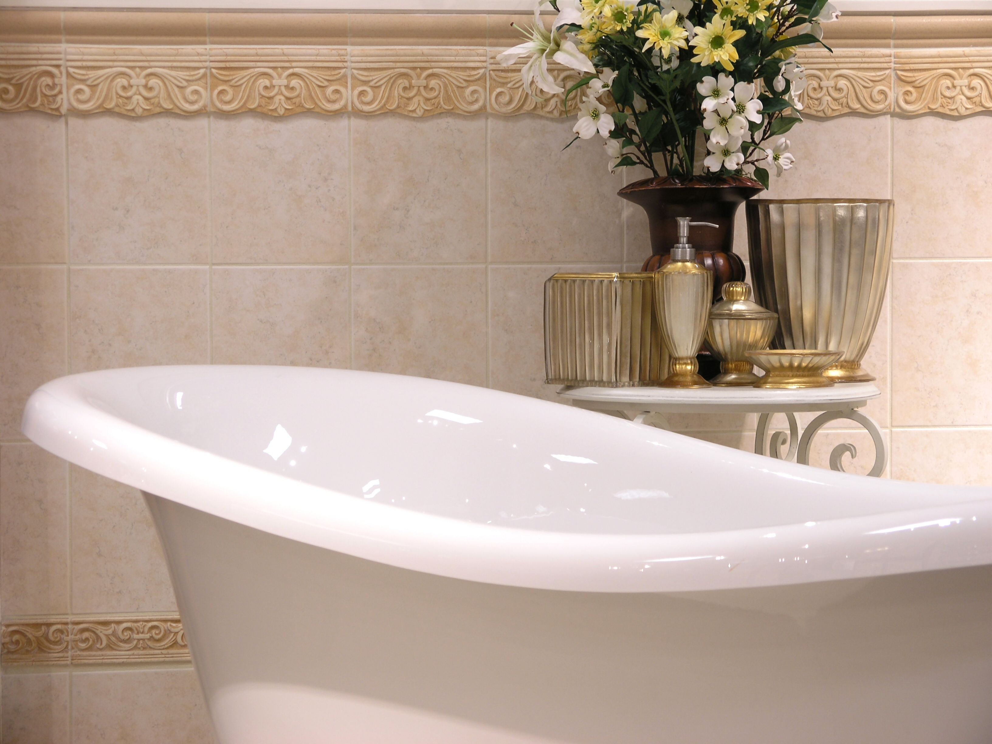 awesome Cost To Reglaze Bathroom Tile http://www.solutionshouse.co ...