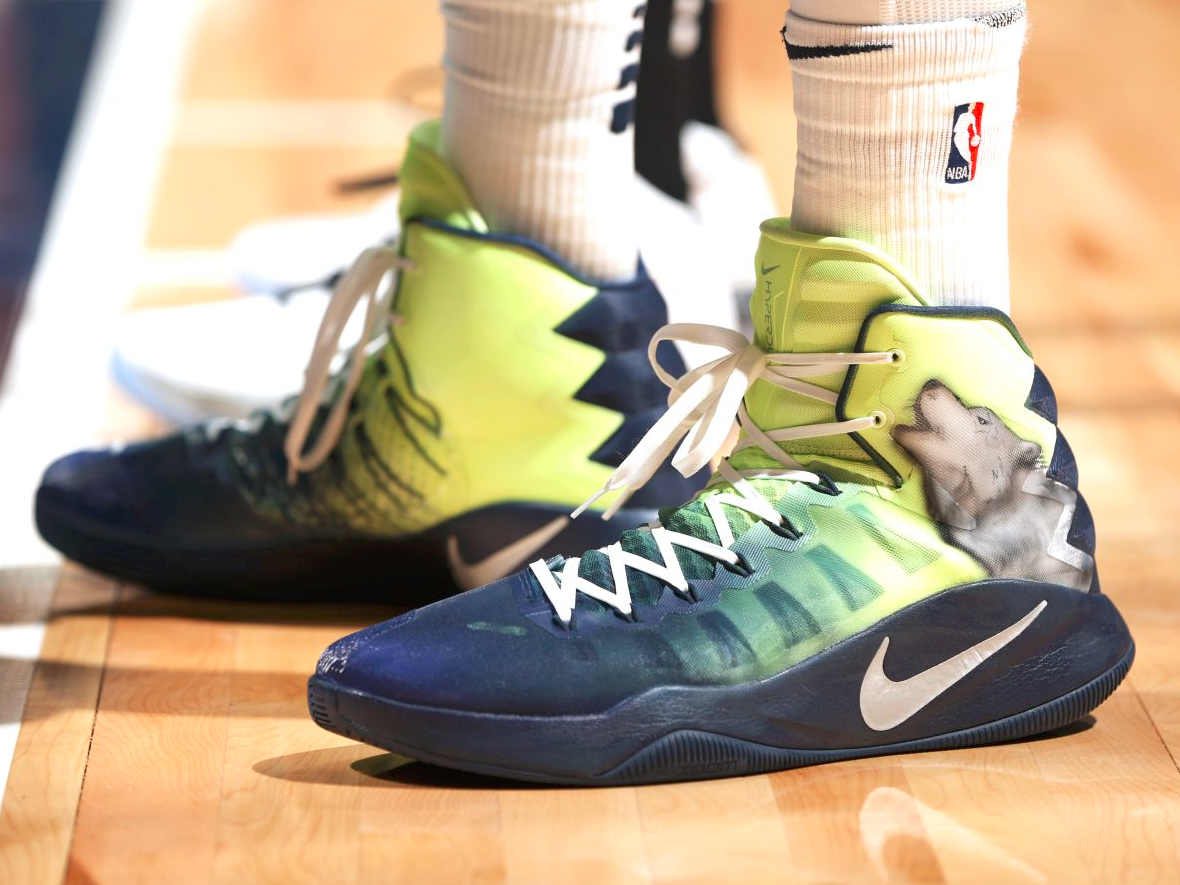 f286e4dab10 Who had the best sneakers of Week 5 in the NBA