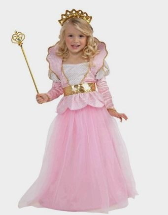 Forum Novelties Sparkle Princess Costume, Toddler Size Amazon   - angel halloween costume ideas