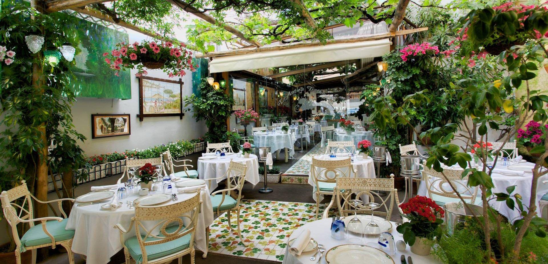 L'Antica Tratoria, Sorrento Romantic dinner idea