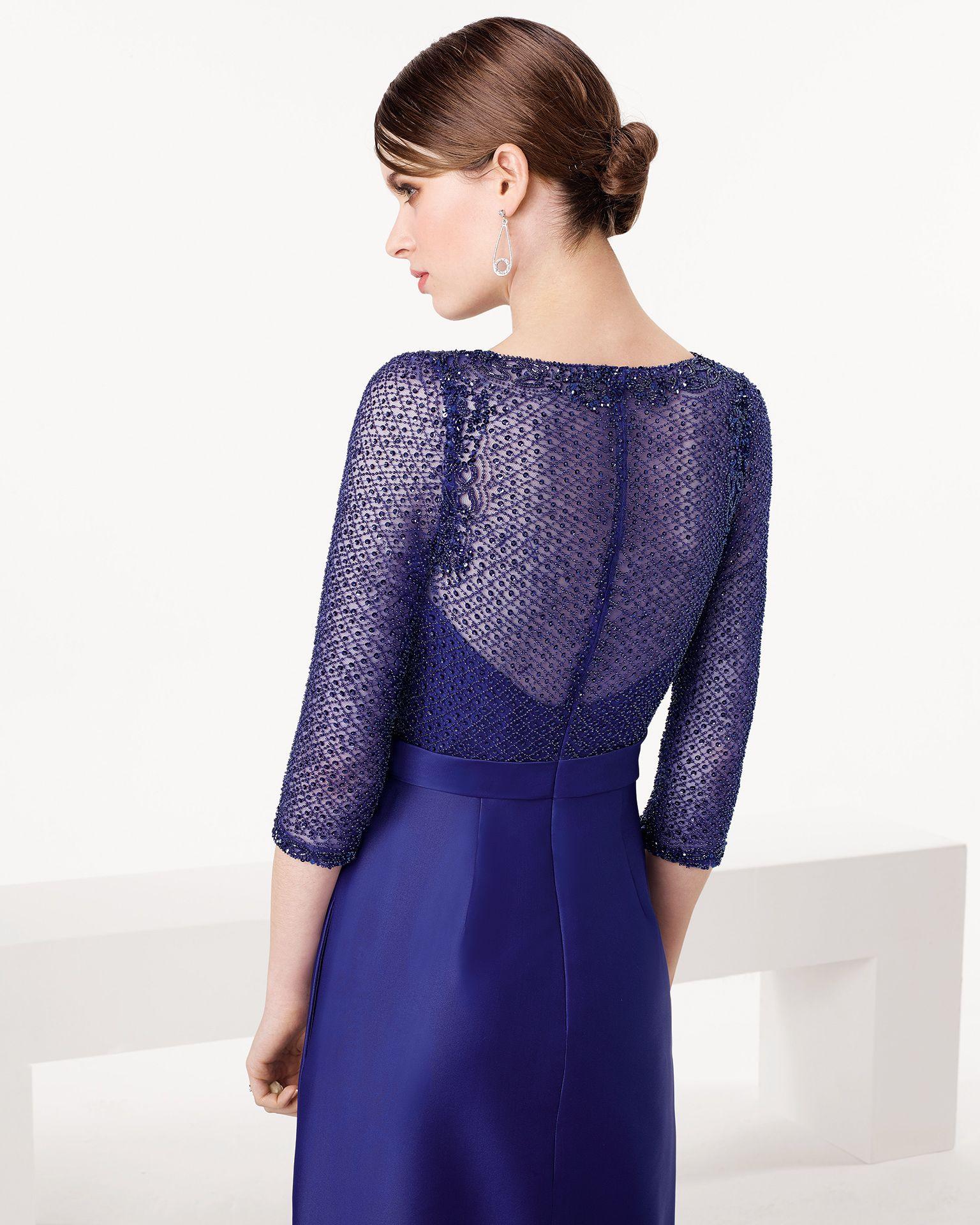 Vestido de fiesta color | COCKTAIL DRESSES | Pinterest | Aire ...