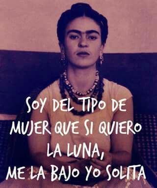 Bam! How many can say this? A few  | QUOTES | Quotes, Frida