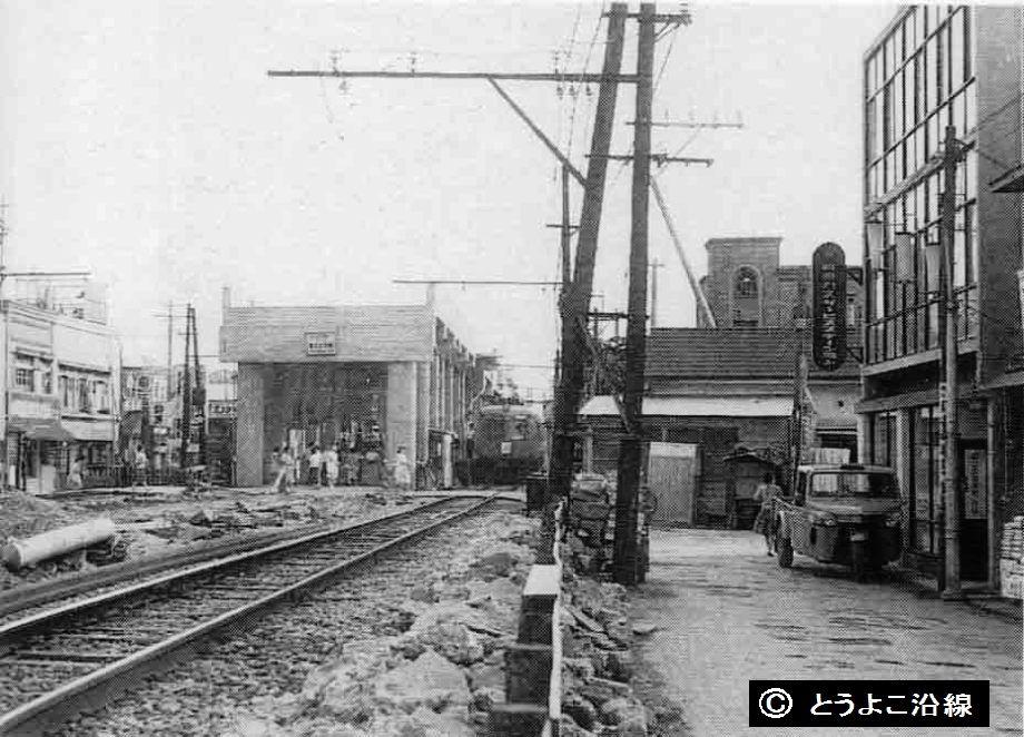ボード 東横線の歴史 のピン