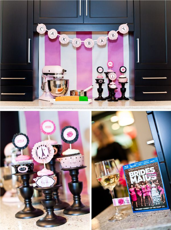bridesmaids movie themed bridal party shower can i get married to just have this party bailee glass