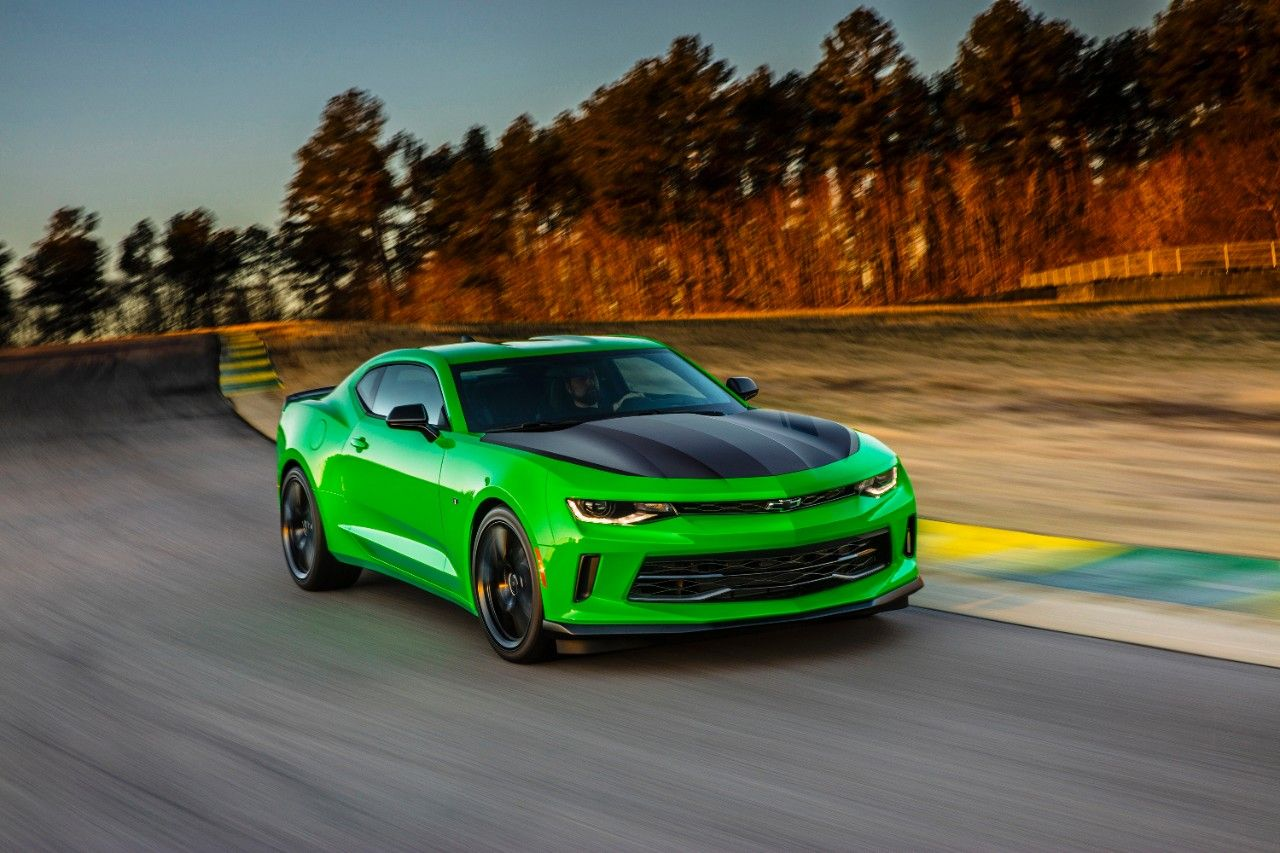 Dailydrive 2017 Chevrolet Camaro With Images Chevrolet