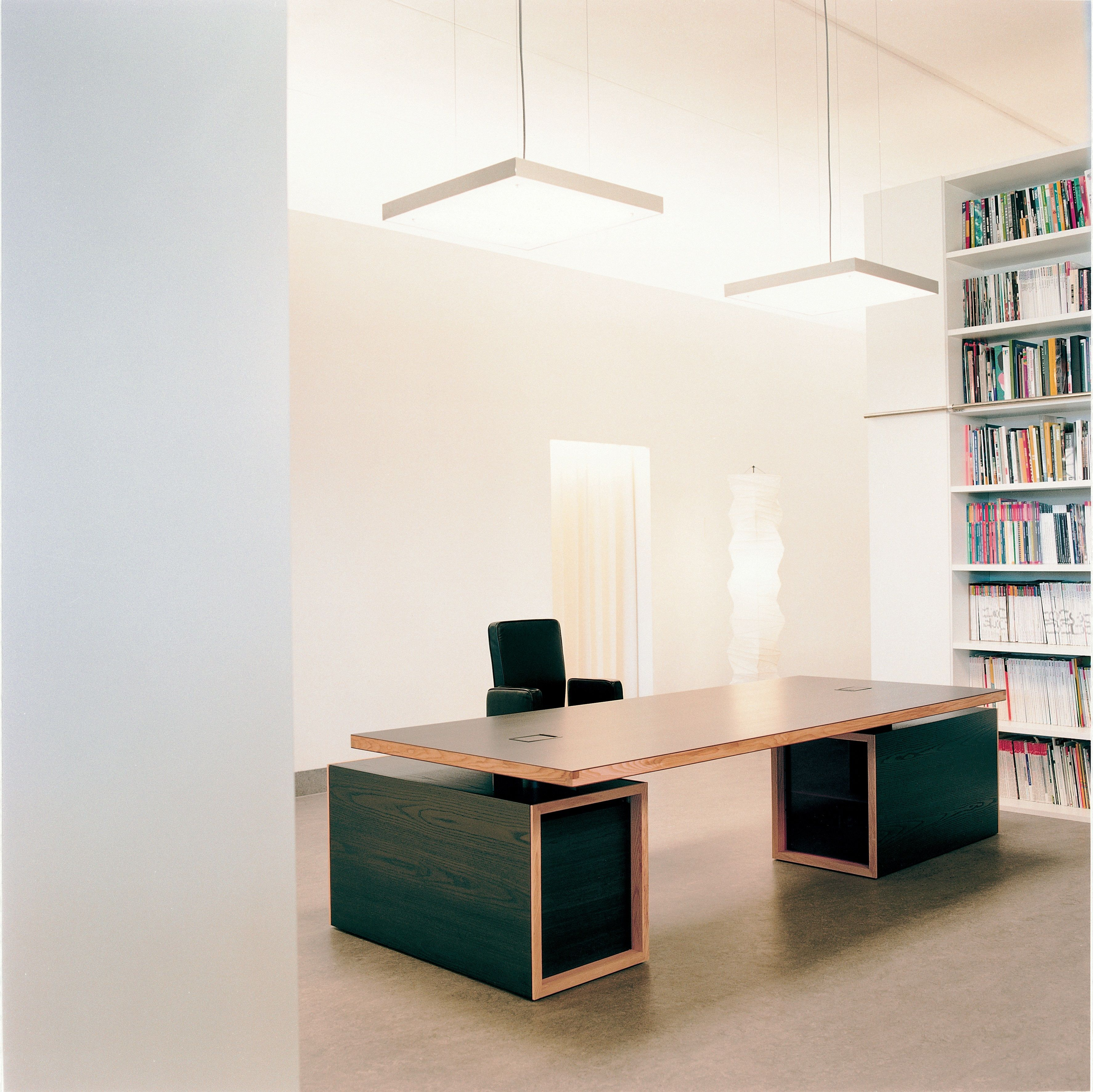 NORMAL - Desk (by Jean Nouvel for Bulo) | Bulo Collections_Normal ...