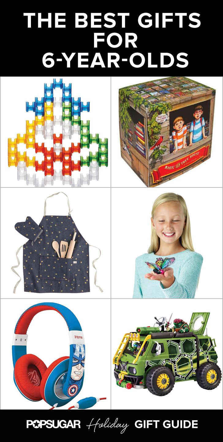 The Best Gifts For 6-Year-Olds in 2018 | Gift Guides | Pinterest ...