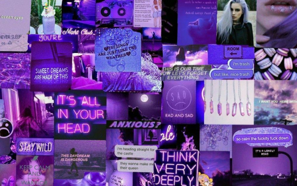 My Own Aesthetic Purple Wallpaper In 2020 Aesthetic Desktop Wallpaper Aesthetic Iphone Wallpaper Laptop Wallpaper