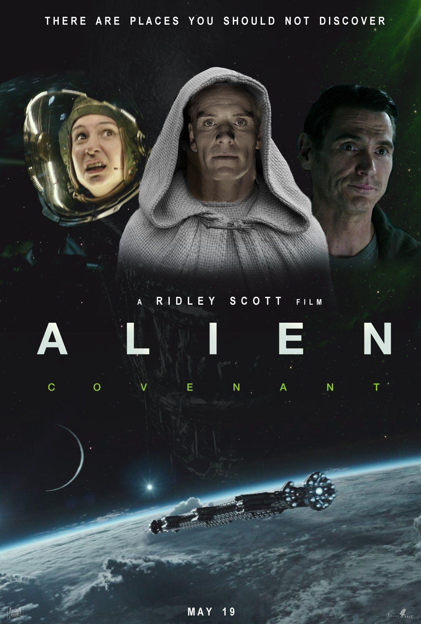 Alien Covenant Free Tv