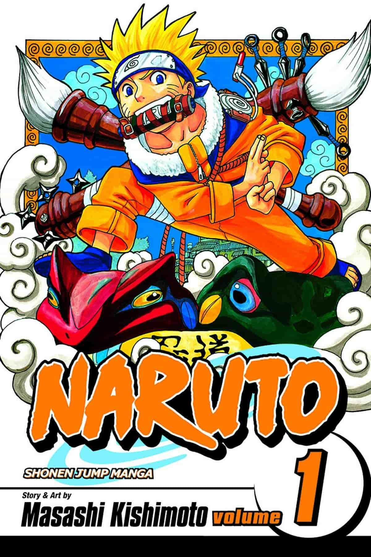 Naruto Shippuden Manga Online in 2020 Naruto 1, Graphic