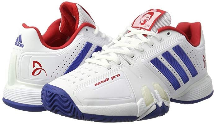 best sneakers 9a214 74dc6 adidas Novak Pro, Chaussures de Tennis Homme, Multicolore  Amazon.fr   Sports et Loisirs