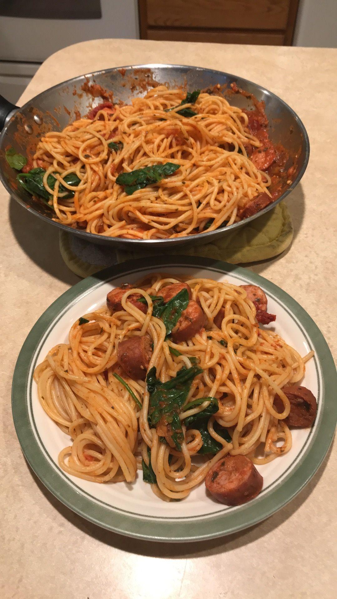 Icook Spaghetti Fotografi Makanan Makanan Dan Minuman Makanan