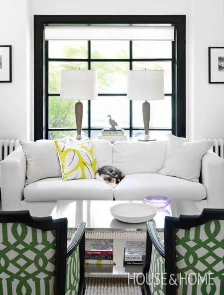 Design dilemma what to hang on the big wall behind your sofa emily a clark
