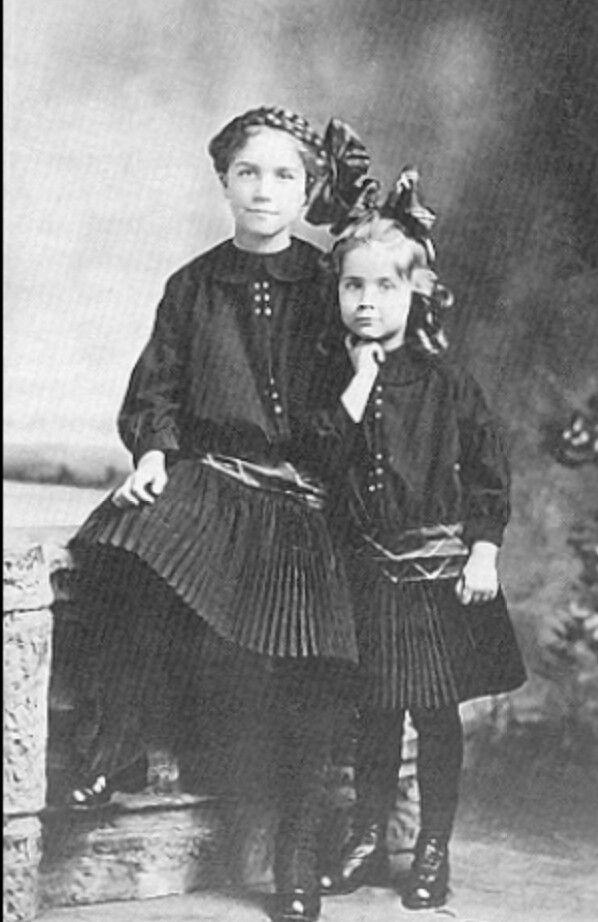 Vivian Vance & her sister