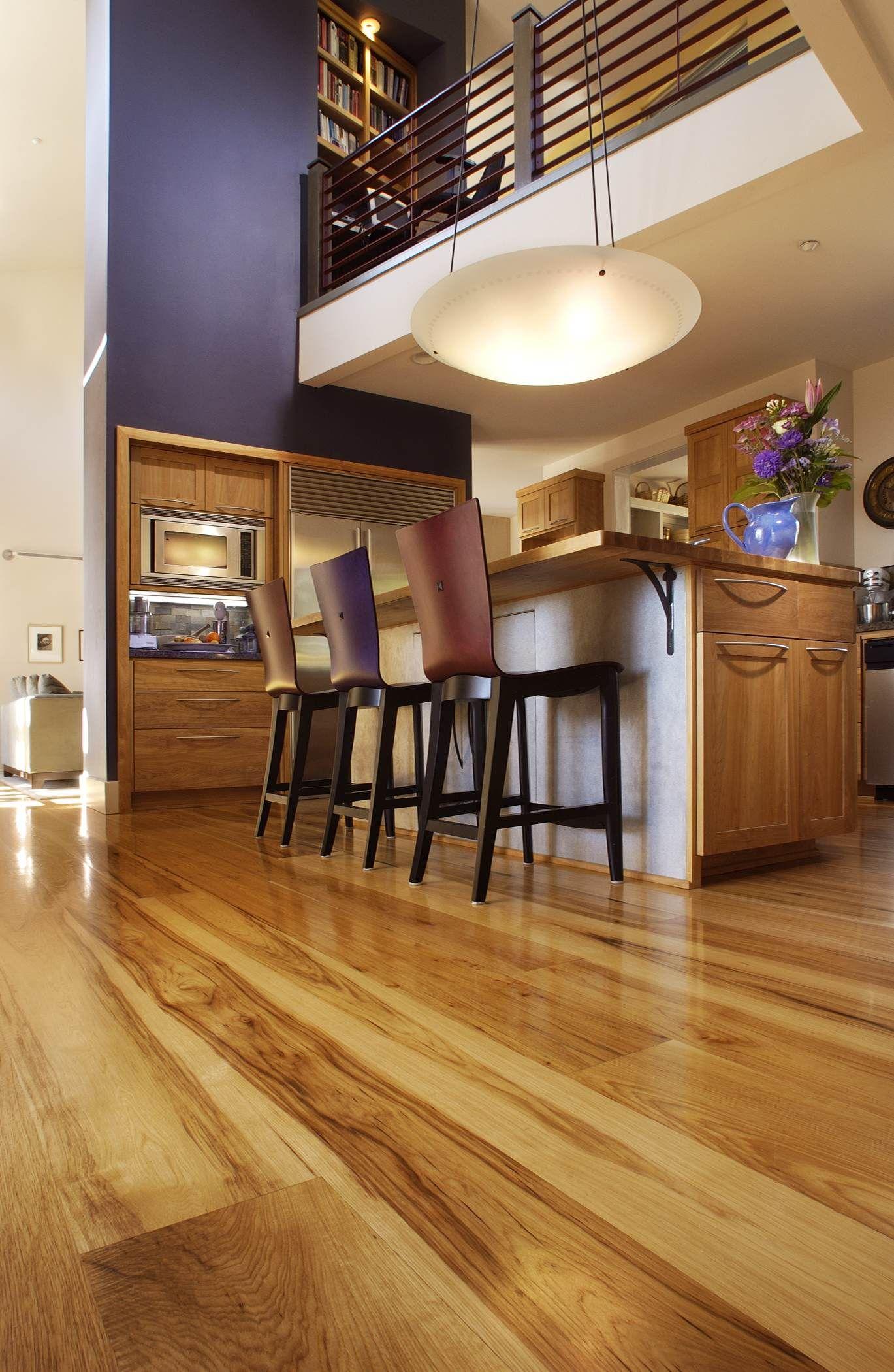 Park Art|My WordPress Blog_Wide Plank Solid Hickory Flooring