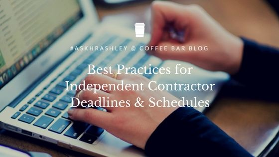 Working With An Independent Contractor Is Like Going To The Doctor