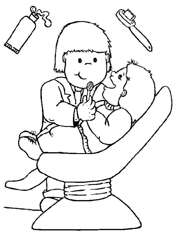 I Like To Go To Dentist Coloring Pages Bulk Color People Who Help Us People Coloring Pages Coloring Pages For Kids