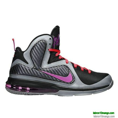 new style 4fa0d 07758 ... Nike Basketball retailers in the U. Cheap Lebron 9 Size 7 Miami Nights Cool  Grey Vvd Grape Black Cherry 469764-002