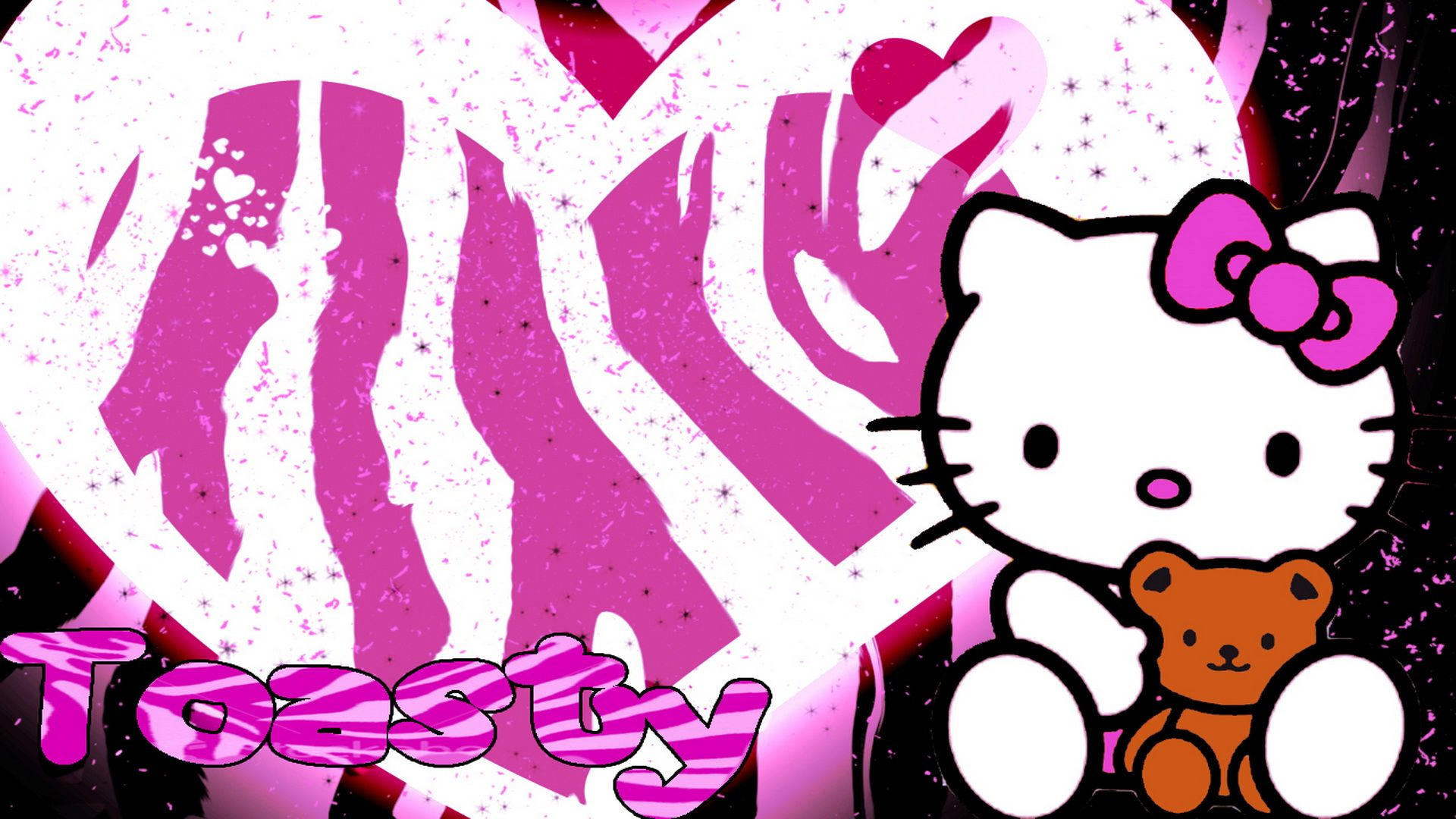 Hello kitty images hello kitty hd wallpaper and background - Hello Kitty Hd Wallpapers 1
