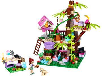 Dyretilflugtsted - Lego 41059 Friends Shop - Eurotoys - Legetøj online
