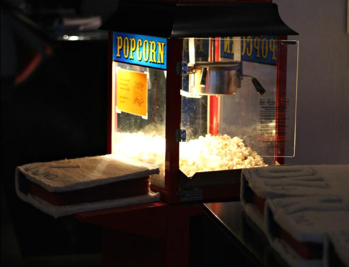 Popcorn Genießer- und Kuschelhotel Gams