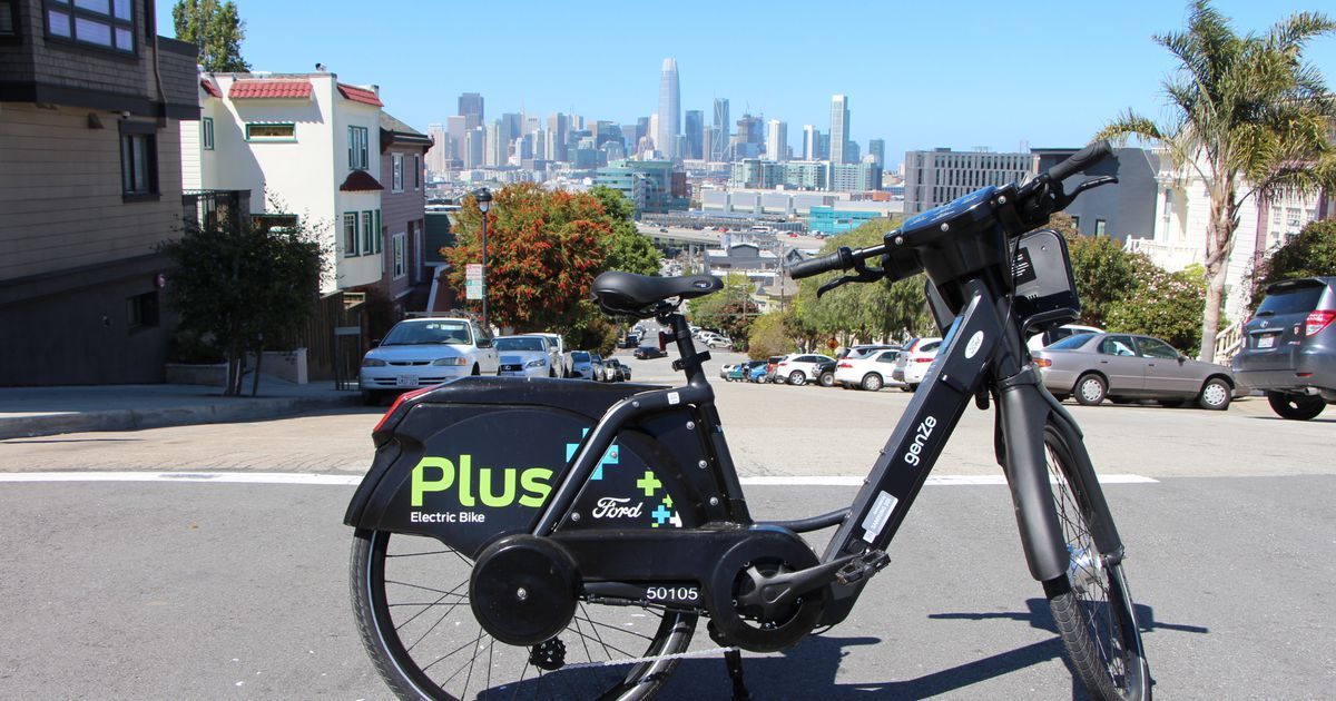 Ford Charges Into Electric Bike Sharing Electric Bike Electric Assist Bicycle Bike Share