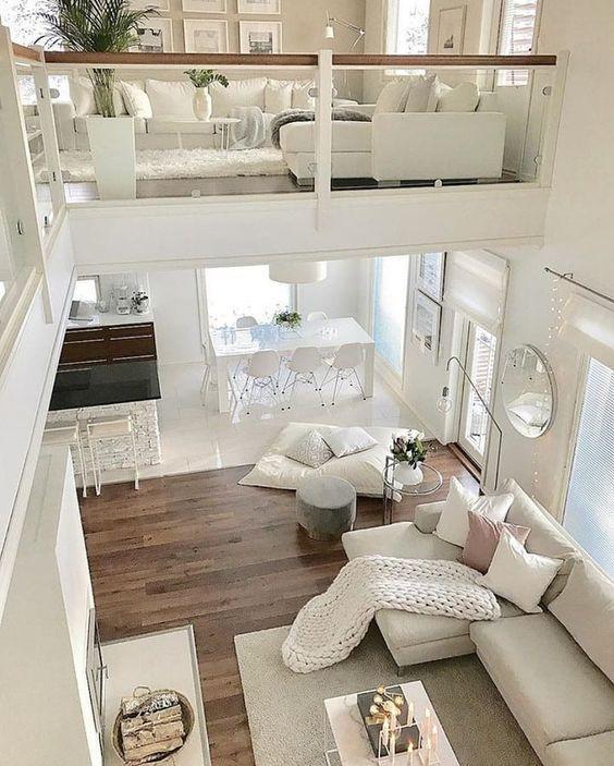 Ideas Decoracion De Interiores Para Tu Casa Con Sillon Puff Modernos Con El Proposito De En 2020 Casas Modernas Interiores Decoracion De Casas Modernas Casas De Lujo