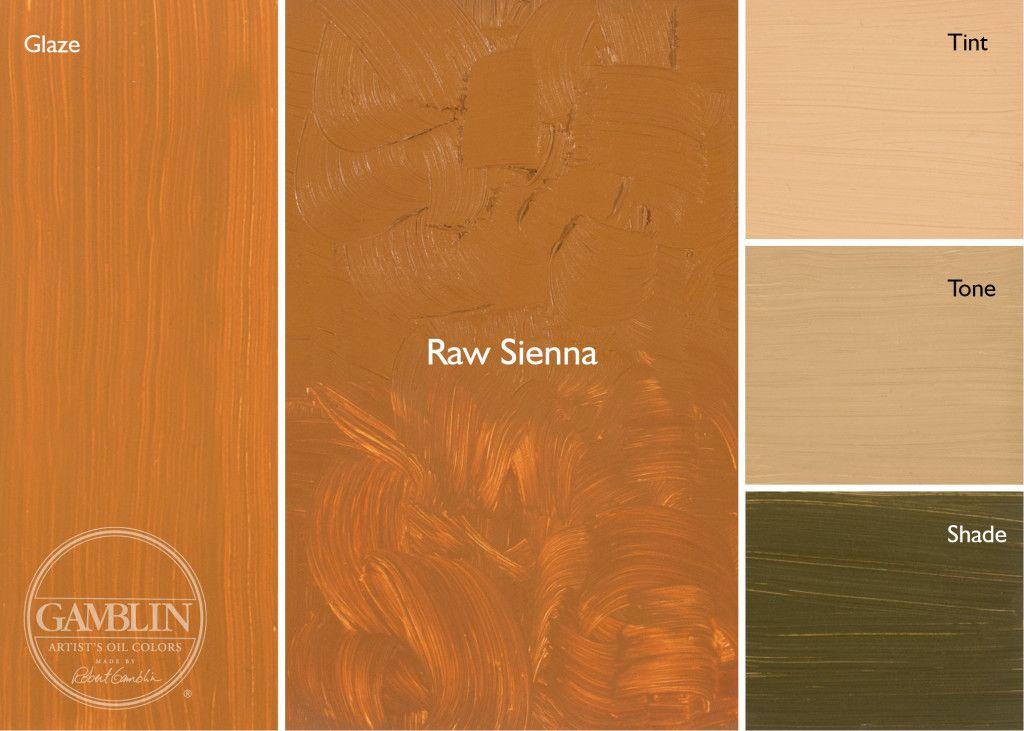 Artist Grade Oil Colors Gamblin Artists Colors Color Palette Art Colour Tint