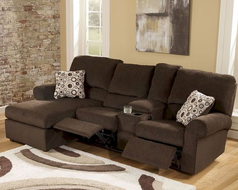 45 Simple Small Apartment Size Recliners Ideas On A Budget Apartment Apartmentdeco Sofas For Small Spaces Small Apartment Sofa Sectional Sofa With Recliner
