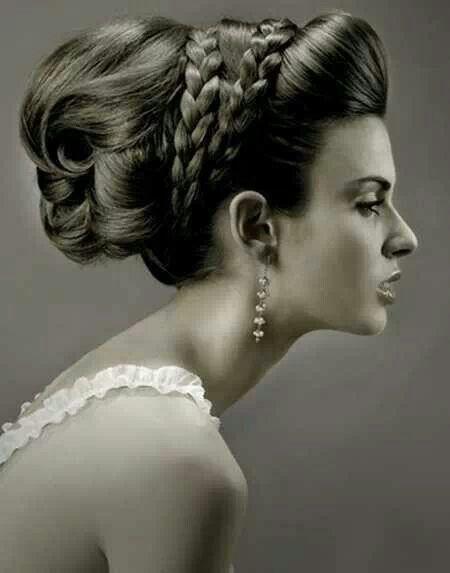 Love wedding hair