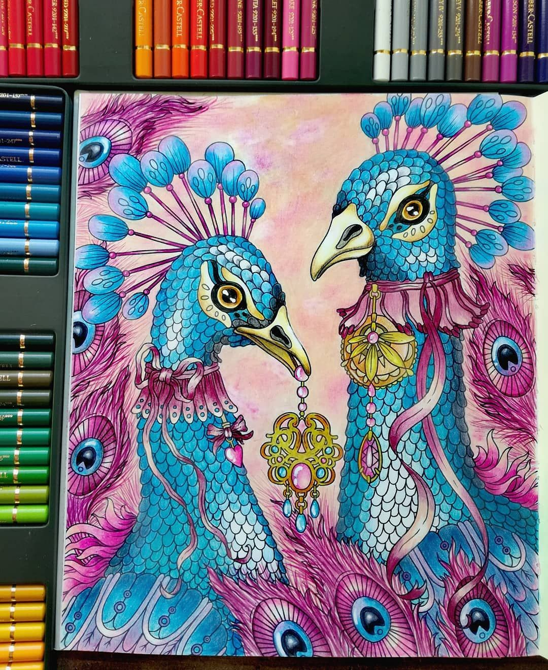 Pin On Hanna Karlzon Coloring Books Pics