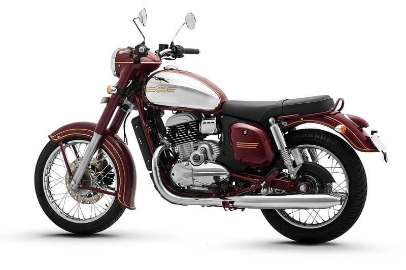 2019 Jawa Classic Each Every Detail Here With Images