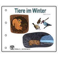 Projekt Tiere Im Winter Kindergarten Und Kita Ideen Vorschule Winter Thema Winter Im Kindergarten Winterschlaf Tiere